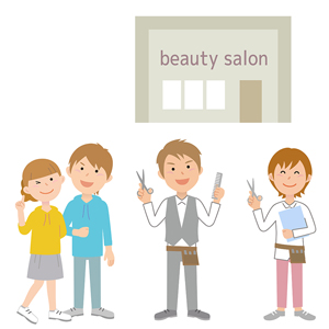 美容師と理容師の違い
