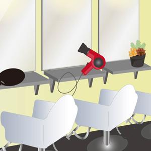 美容室の業界動向と消費者動向
